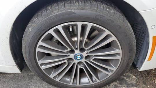 2019 BMW 5 Series WBAJA9C54KB254778