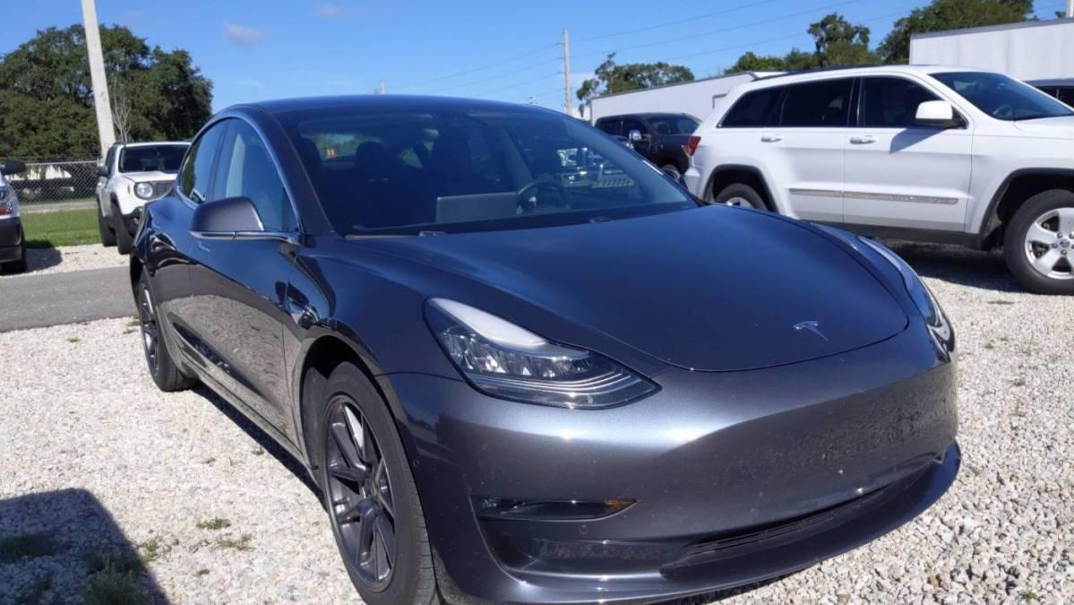 2019 Tesla Model 3 5YJ3E1EA0KF411036