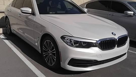 2019 BMW 5 Series WBAJA9C59KB389769