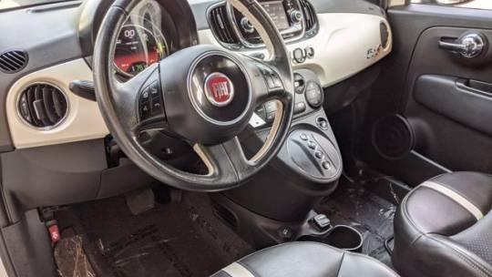 2018 Fiat 500e 3C3CFFGE3JT425530