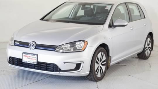 2016 Volkswagen e-Golf WVWKP7AUXGW917131