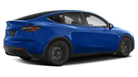 2021 Tesla Model Y 5YJYGDEE7MF078230