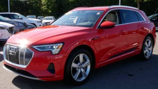 2019 Audi e-tron WA1LAAGE3KB009147