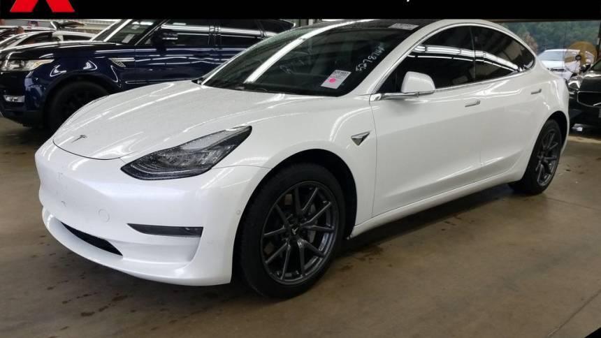 2019 Tesla Model 3 5YJ3E1EA7KF430781