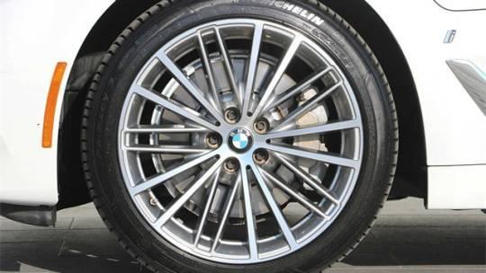 2018 BMW 5 Series WBAJA9C51JB249567