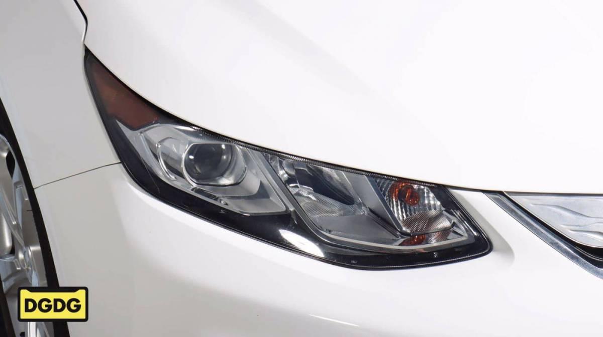 2018 Chevrolet VOLT 1G1RC6S51JU152494