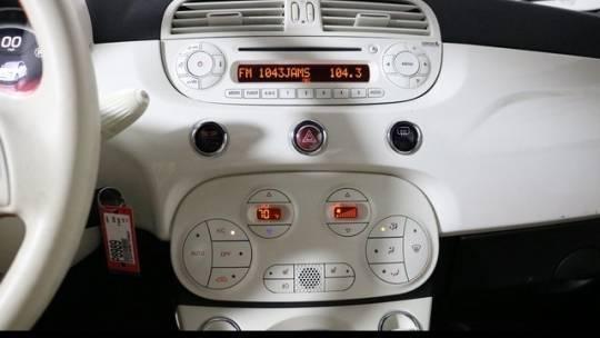 2013 Fiat 500e 3C3CFFGE6DT752637
