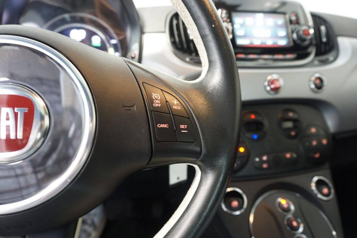2018 Fiat 500e 3C3CFFGE6JT500625