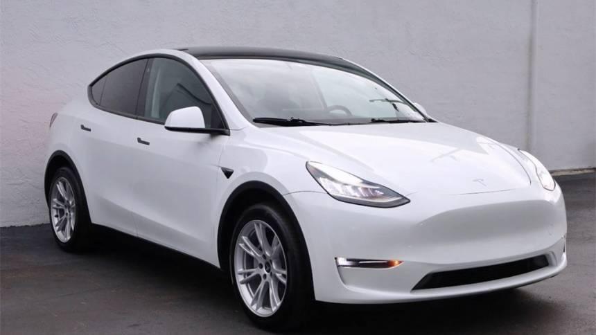 2020 Tesla Model Y 5YJYGDEEXLF044135