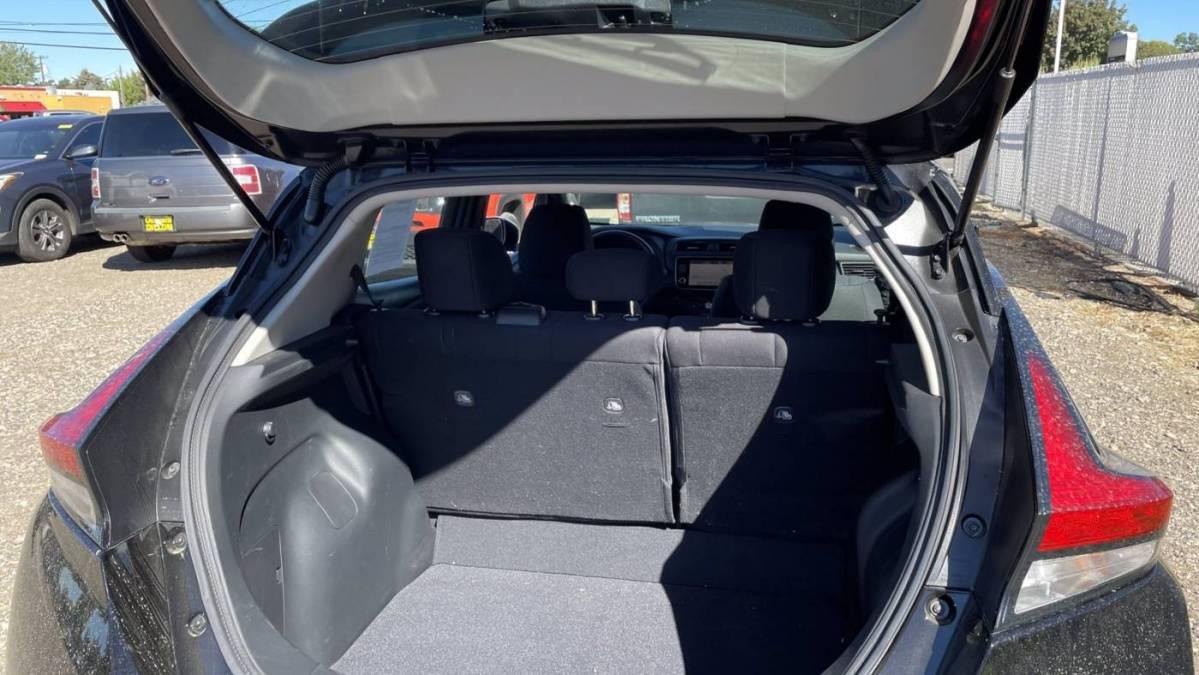 2021 Nissan LEAF 1N4AZ1CV3MC553484