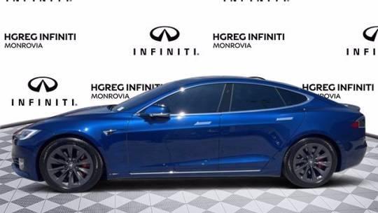 2020 Tesla Model S 5YJSA1E49LF364687