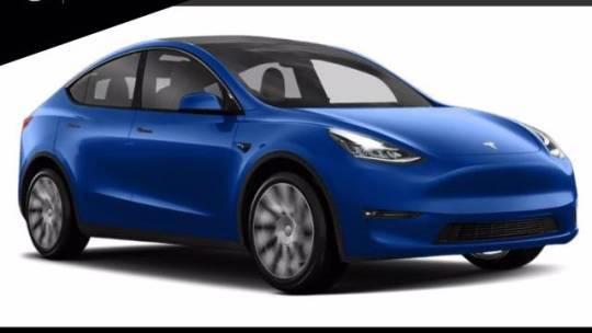 2020 Tesla Model Y 5YJYGDEE1LF036456