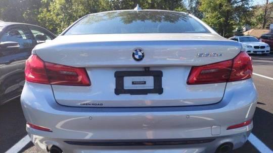 2018 BMW 5 Series WBAJB1C55JB083844