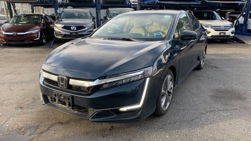 2018 Honda Clarity JHMZC5F18JC010270
