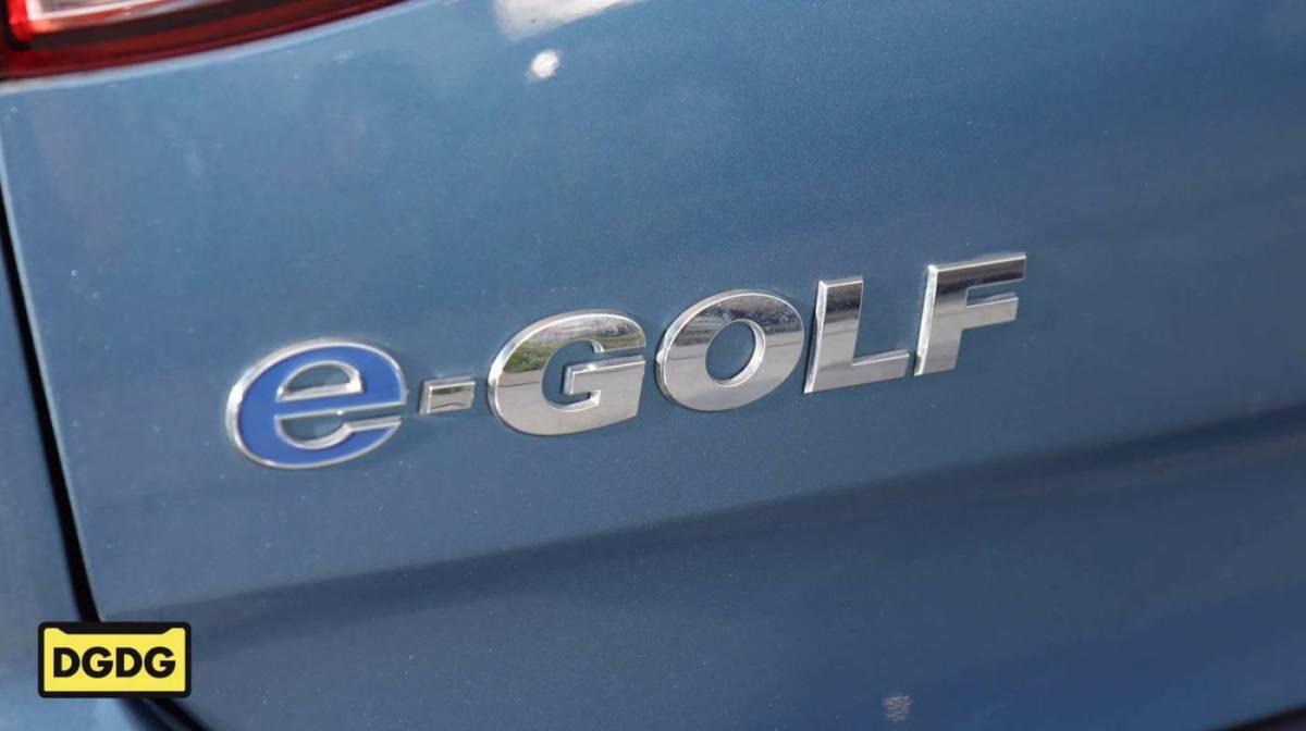 2015 Volkswagen e-Golf WVWPP7AU9FW901992