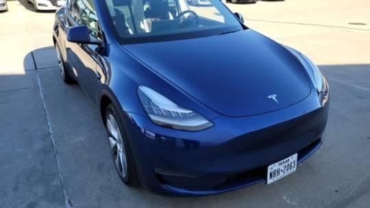 2021 Tesla Model Y 5YJYGDEE3MF095946