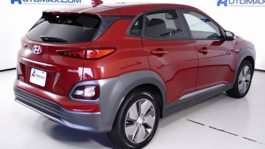 2019 Hyundai Kona Electric KM8K53AG4KU005331