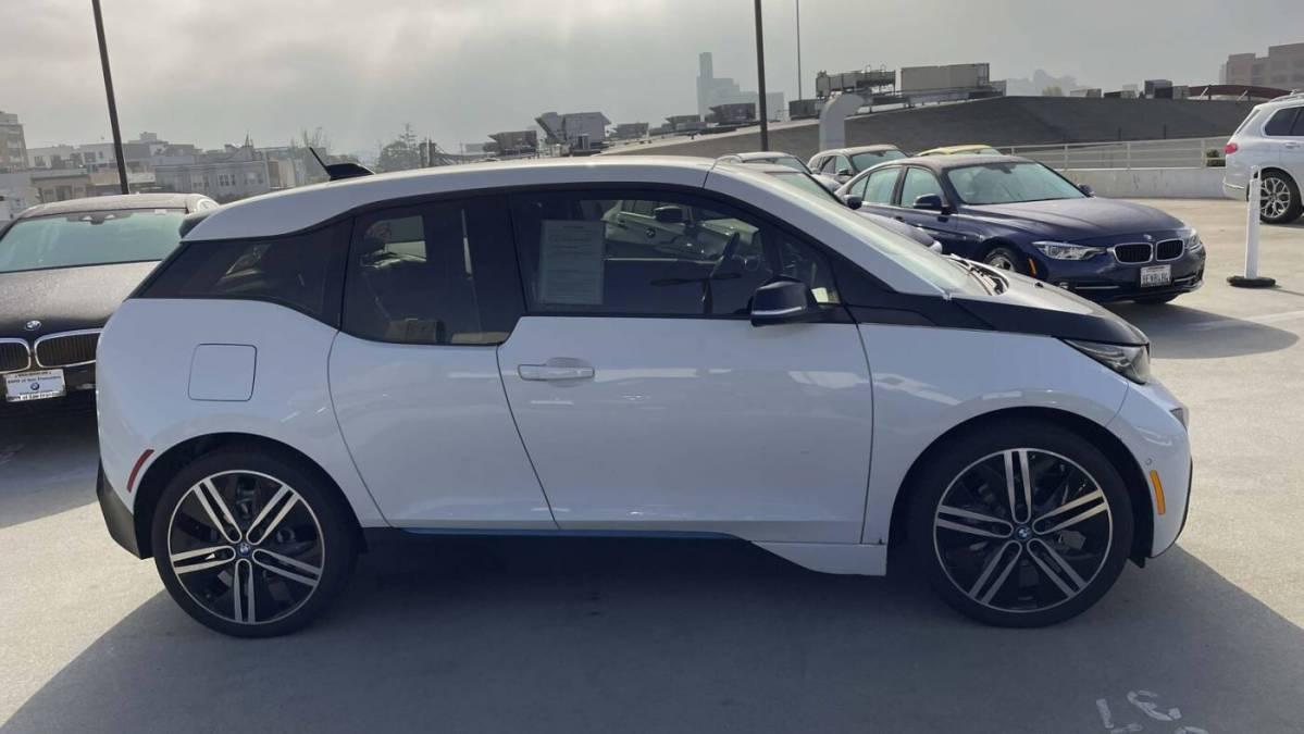 2015 BMW i3 WBY1Z2C50FV555408