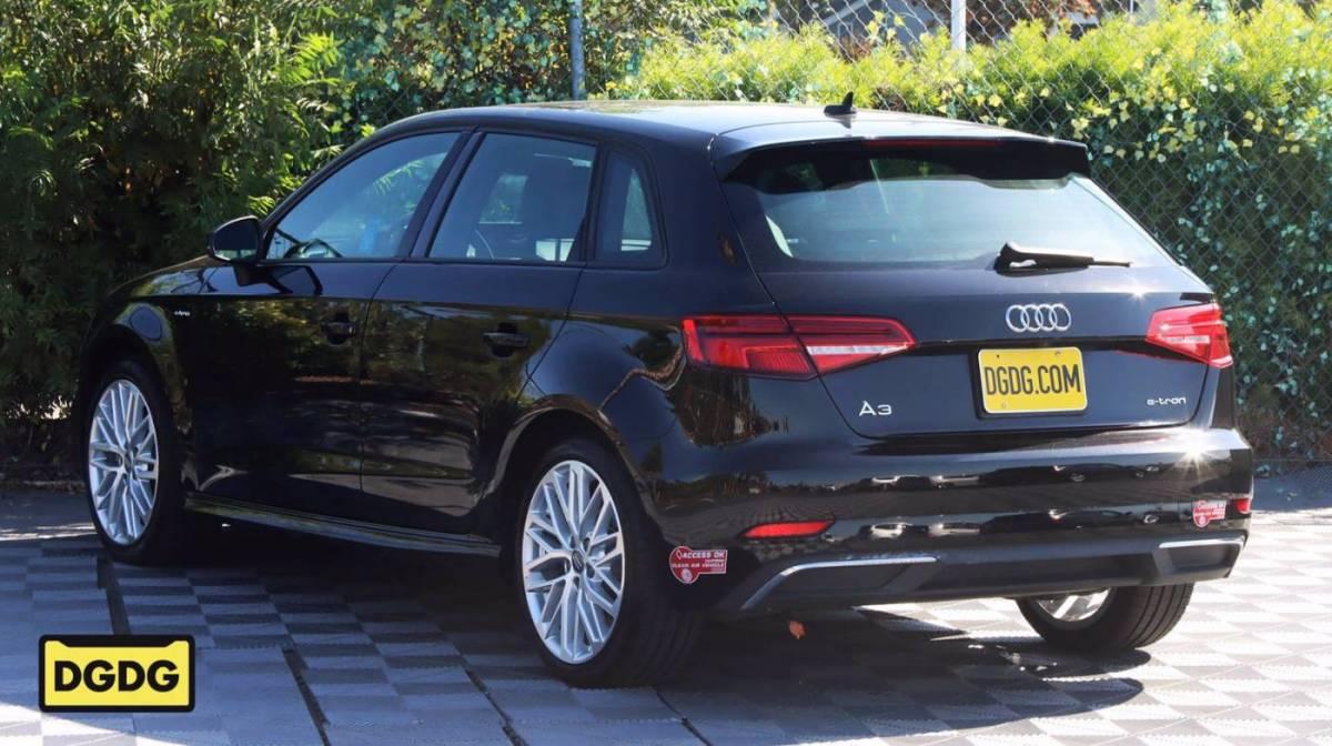 2018 Audi A3 Sportback e-tron WAUUPBFF1JA101271