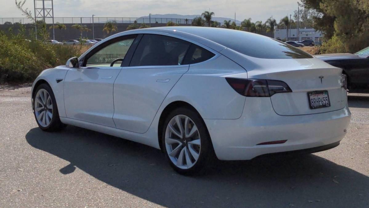 2020 Tesla Model 3 5YJ3E1EB3LF719795