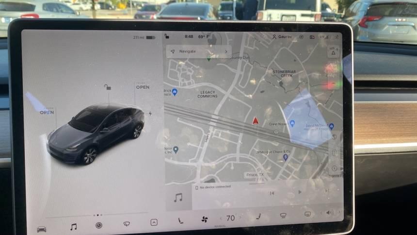 2021 Tesla Model Y 5YJYGDEE2MF085814