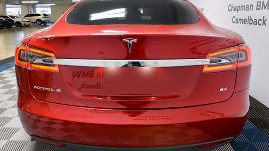 2014 Tesla Model S 5YJSA1H12EFP55717