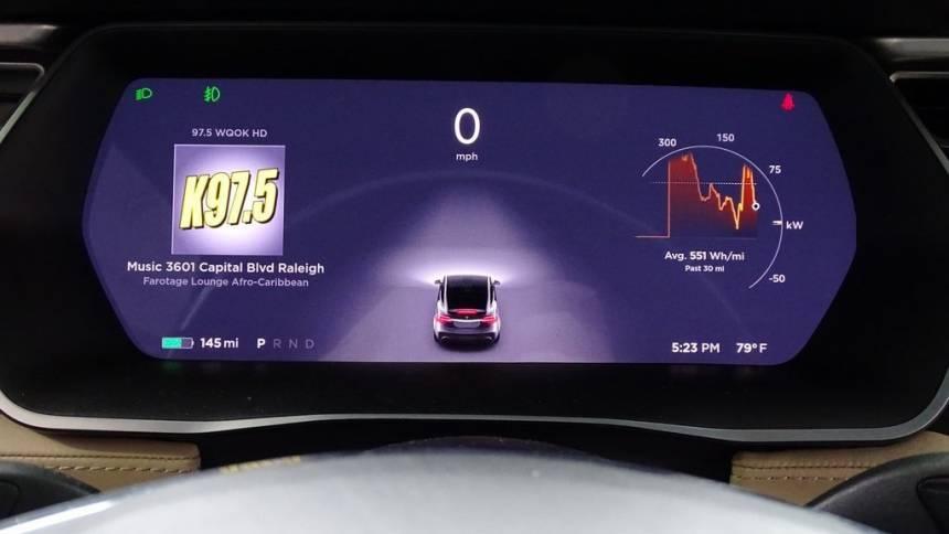 2016 Tesla Model X 5YJXCBE29GF011912