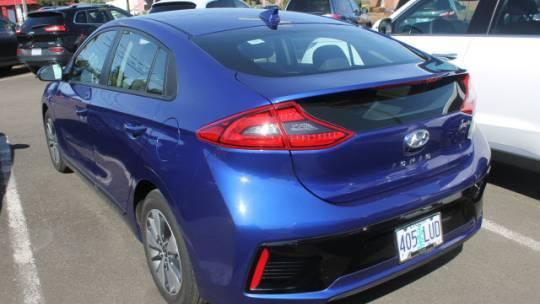 2019 Hyundai IONIQ KMHC65LD8KU166569