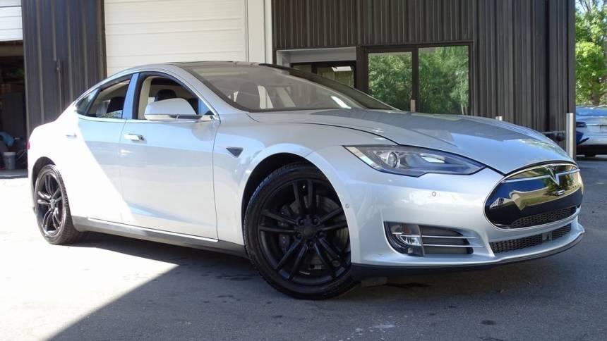 2014 Tesla Model S 5YJSA1H1XEFP64763