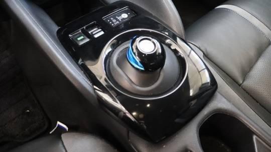 2019 Nissan LEAF 1N4BZ1CPXKC312458