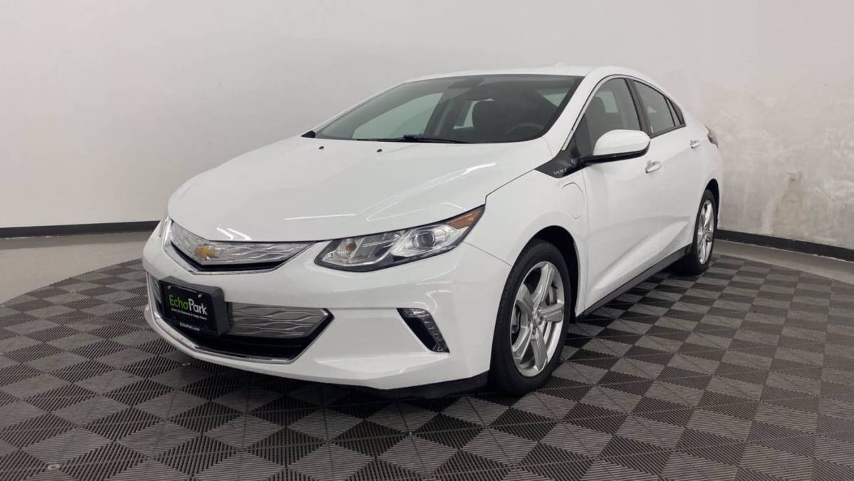 2018 Chevrolet VOLT 1G1RC6S5XJU111605