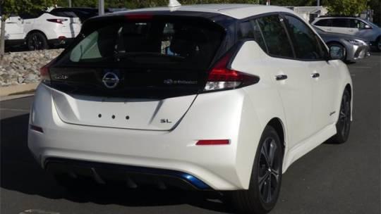 2019 Nissan LEAF 1N4AZ1CP2KC302809
