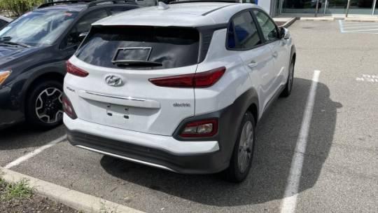 2021 Hyundai Kona Electric KM8K53AG6MU108074