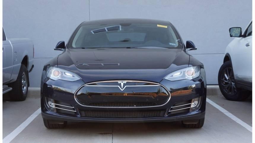 2014 Tesla Model S 5YJSA1H15EFP53024