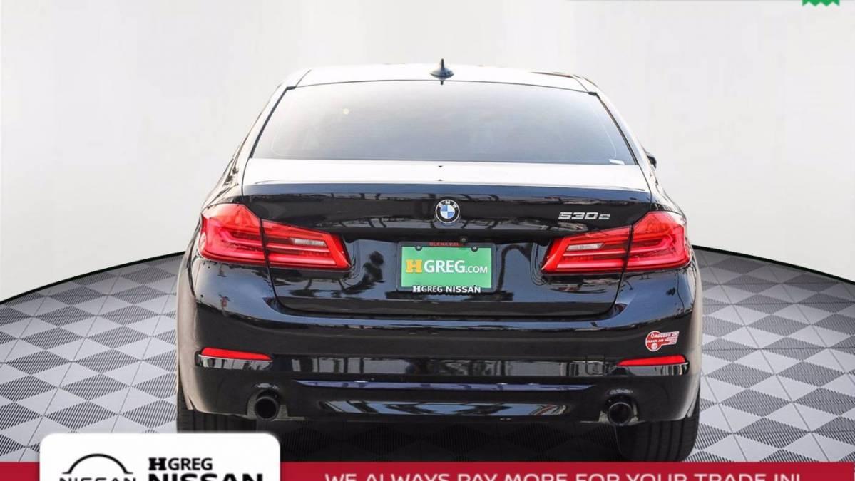 2018 BMW 5 Series WBAJA9C51JB252078