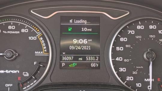 2018 Audi A3 Sportback e-tron WAUUPBFF2JA074713
