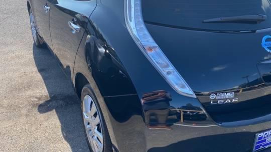 2017 Nissan LEAF 1N4BZ0CP1HC309273