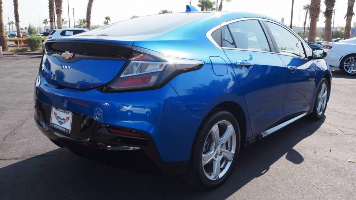 2018 Chevrolet VOLT 1G1RC6S51JU149207