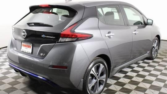2021 Nissan LEAF 1N4AZ1CV2MC553606