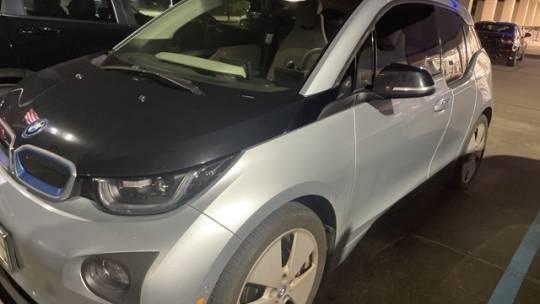 2015 BMW i3 WBY1Z2C58FV555723