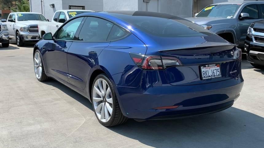 2019 Tesla Model 3 5YJ3E1EB0KF393582