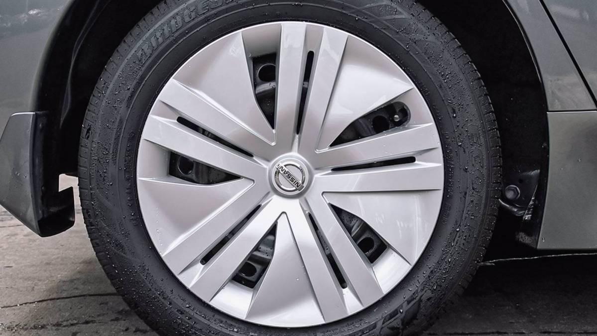 2021 Nissan LEAF 1N4AZ1BV2MC554482
