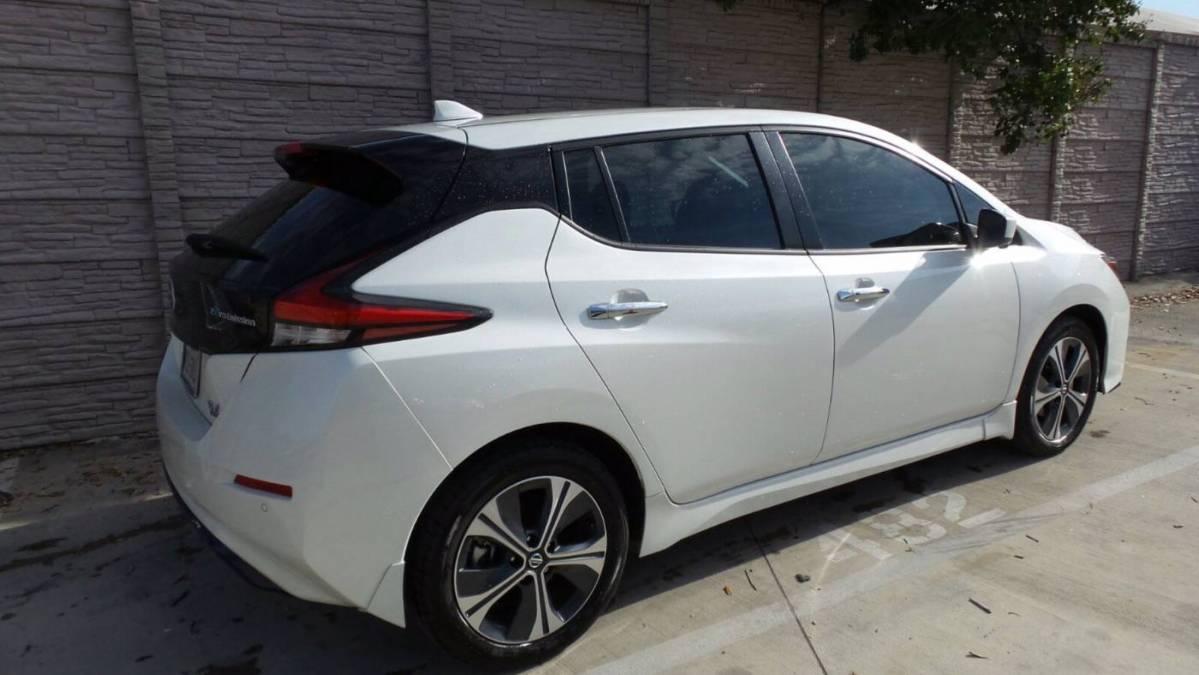 2020 Nissan LEAF 1N4BZ1CP1LC306100