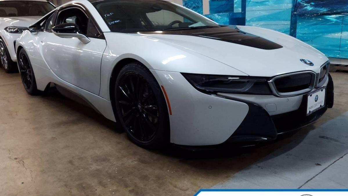 2019 BMW i8 WBY2Z4C50K7E15067