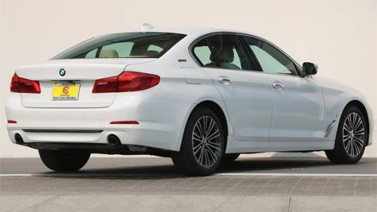 2018 BMW 5 Series WBAJA9C58JB253227