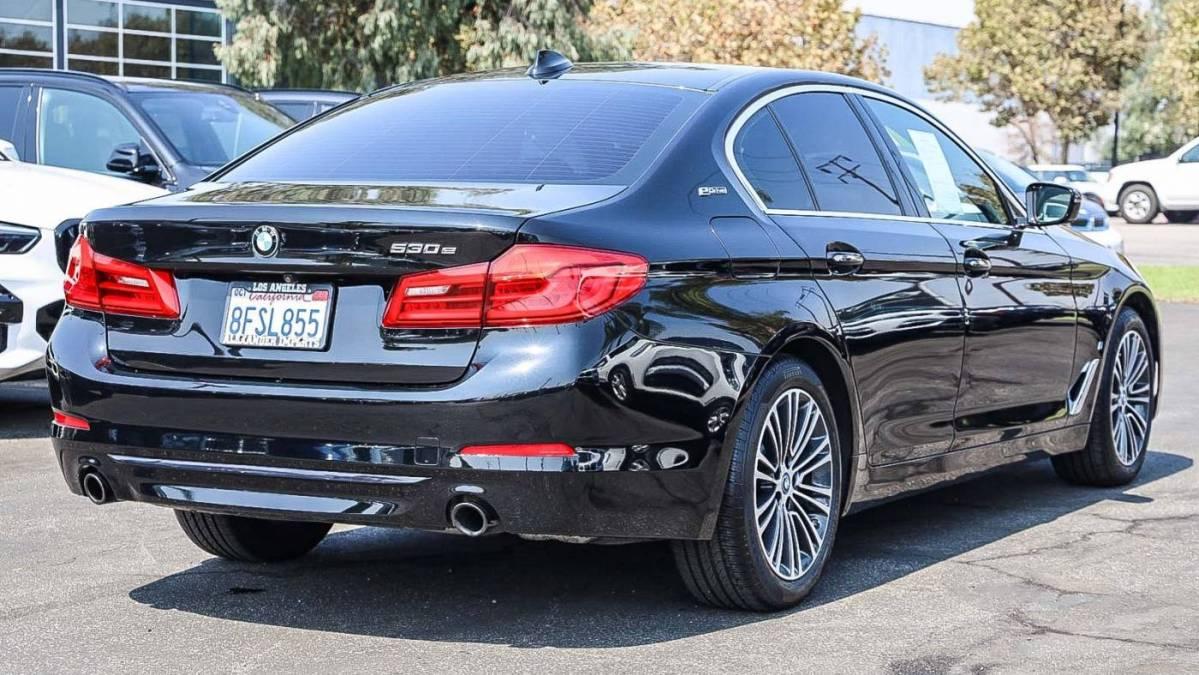 2018 BMW 5 Series WBAJA9C51JB252808