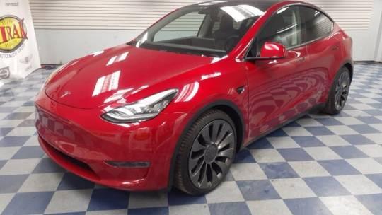2020 Tesla Model Y 5YJYGDEF3LF003368