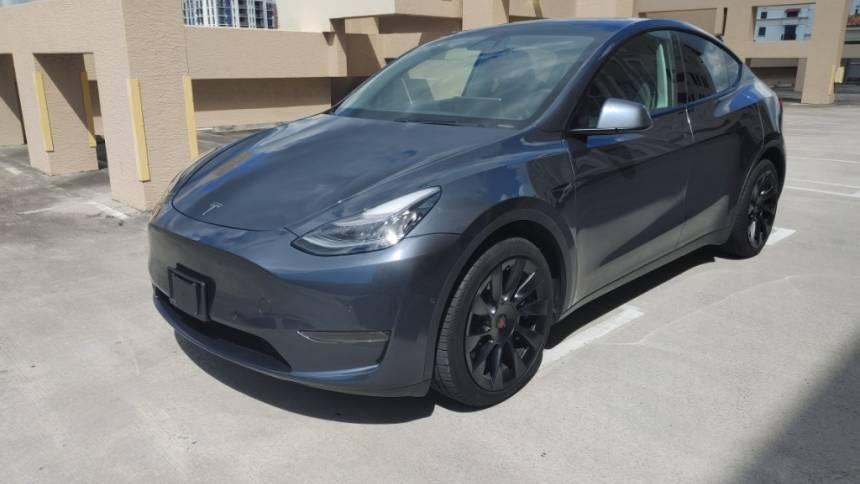 2020 Tesla Model Y 5YJYGDEE1LF045853