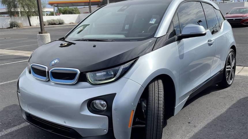 2014 BMW i3 WBY1Z4C53EV273273