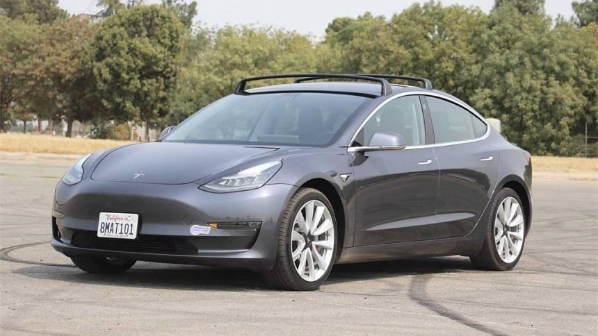2019 Tesla Model 3 5YJ3E1EB5KF529964